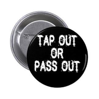 Tapout2 Pinback Button
