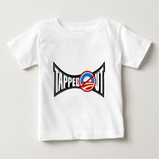 Tapped out 2012 Big Logo Baby T-Shirt