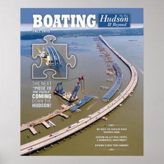 Tappen Zee Bridge Poster