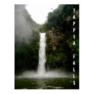 Tappia Falls Postcard