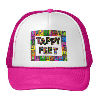 Tappy Feet Hat