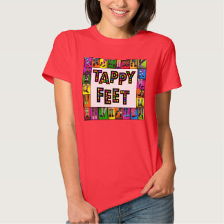 Tappy Feet T-shirt