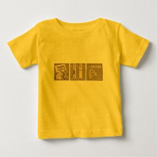 Taps Times Three Infant T-shirt