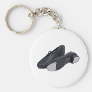 TapShoes012511 Keychain