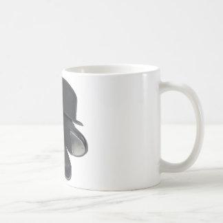 TapShoesBowlerGloves012511 Coffee Mug