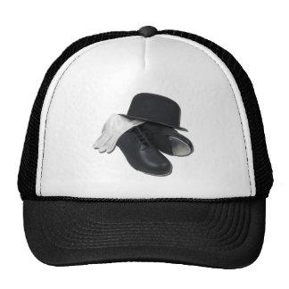TapShoesBowlerGloves012511 Mesh Hat