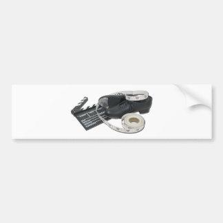 TapShoesMovieBoardTickets051411 Bumper Sticker