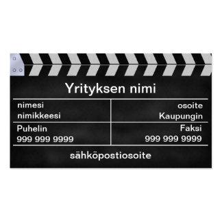 Taputtaa Cinema Business Card