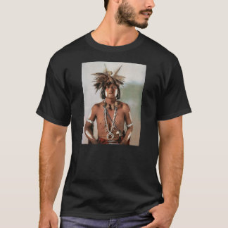 Taqui AMoki Snake Priest Vintage Indian T-Shirt