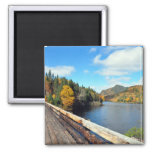 Tar Bridge Jacques Cartier Park Quebec Magnet