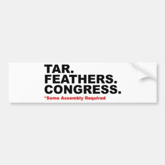 Tar&Feathers Pegatina Para Auto