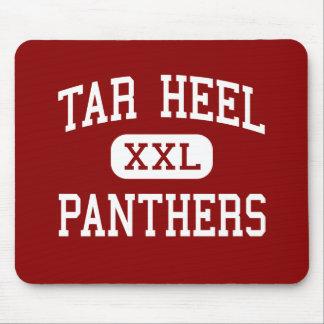 Tar Heel - Panthers - Middle - Tar Heel Mouse Pads
