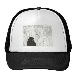 Tara and Ed Mesh Hats