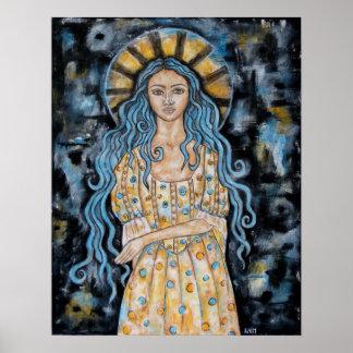 Tara - ángel - poster