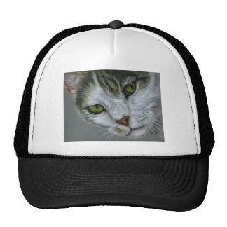 Tara - arte del gato gorra