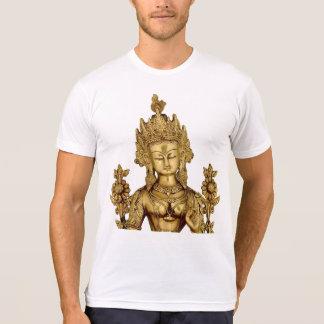 Tara Buddha Buddhist Goddess Yoga Tibet Art Peace Shirt