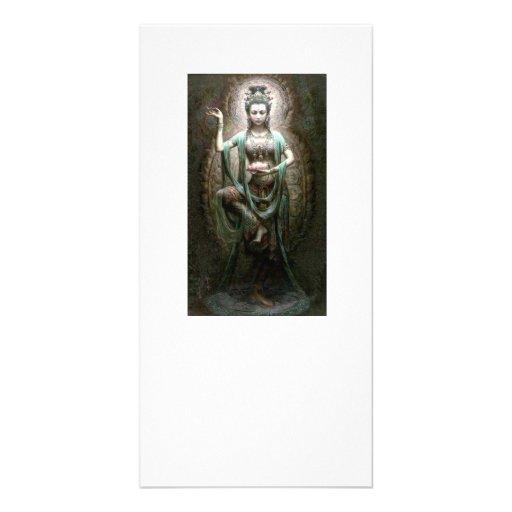 Tara card custom photo card