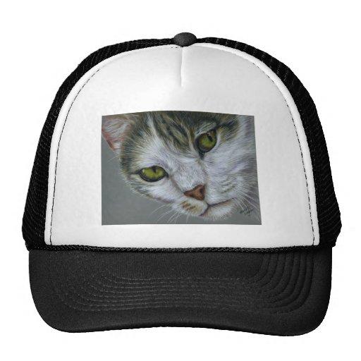 Tara - Cat Art Hat