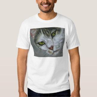 Tara - Cat Art T Shirt