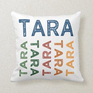 Tara Cute Colorful Throw Pillows