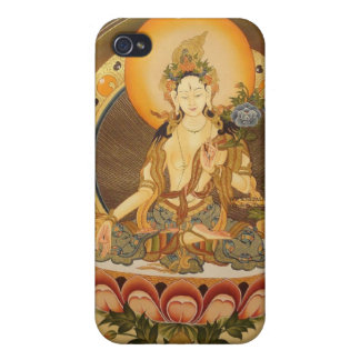Tara (Female Buddha) iPhone 4/4S Cover