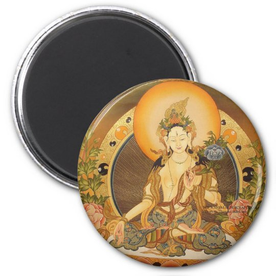 Tara (Female Buddha) Magnet