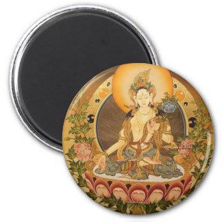 Tara (Female Buddha) Magnets