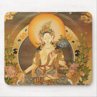 Tara (Female Buddha) Mouse Pad