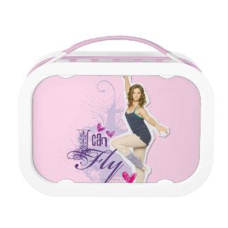 Tara: I Can Fly Lunch Box