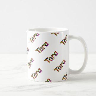 Tara modificó la taza blanca clásica de 11 onzas