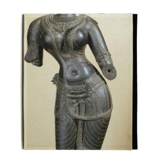Tara, Nalanda, Bihar, Pala dynasty (stone) iPad Folio Case