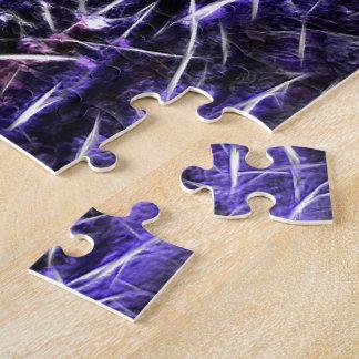 Tara Needle Purple Puzzles