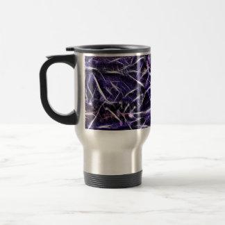 Tara Needle Purple Travel Mug