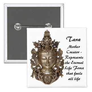 Tara Pinback Button
