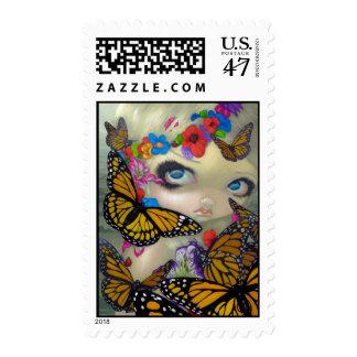 """""""Tara"""" Stamp"""