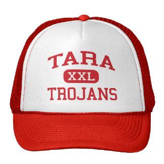Tara - Trojan - alto - Baton Rouge Luisiana Gorros Bordados