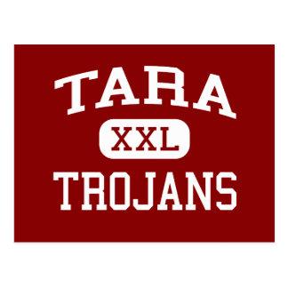 Tara - Trojan - alto - Baton Rouge Luisiana Tarjeta Postal