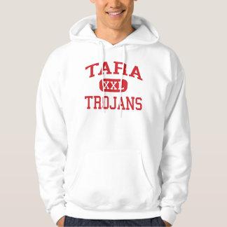 Tara - Trojans - High - Baton Rouge Louisiana Hooded Pullover
