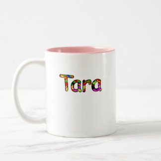 Tara two tones mug