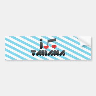 Tarana Bumper Sticker