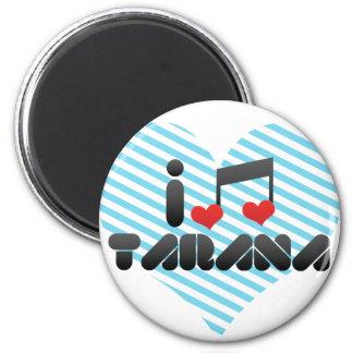 Tarana Fridge Magnet
