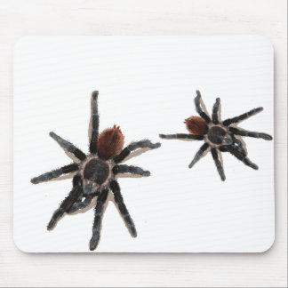 Taranchula spider live pet mouse pad