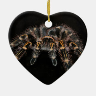Tarantula Big Spider Hairy Arachnoid Ceramic Ornament
