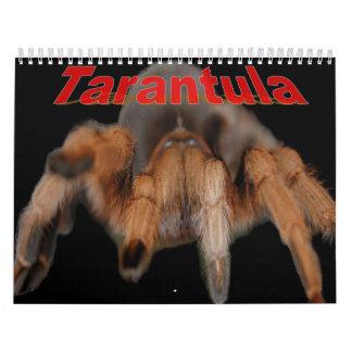 Tarantula Wall Calendar