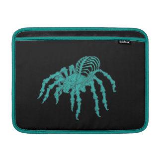 Tarantula esquelético funda para macbook air