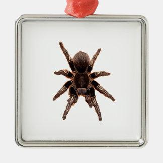 Tarantula Metal Ornament
