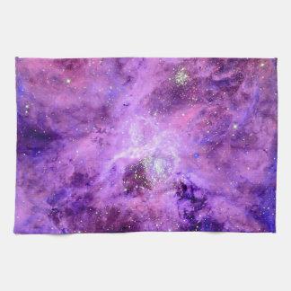 Tarantula Nebula 30 Doradus Hubble Space Photo Hand Towel