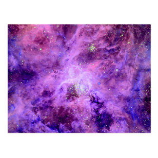 Tarantula Nebula 30 Doradus Hubble Space Photo Postcard