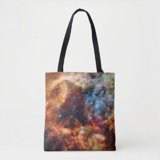 Tarantula Nebula All-Over-Print Tote Bag