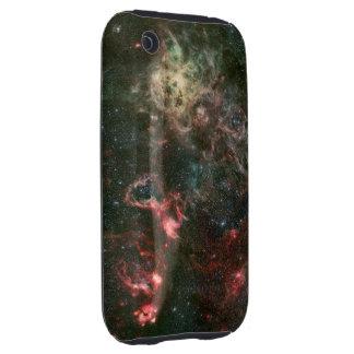 Tarantula Nebula and its surroundings Tough iPhone 3 Cover